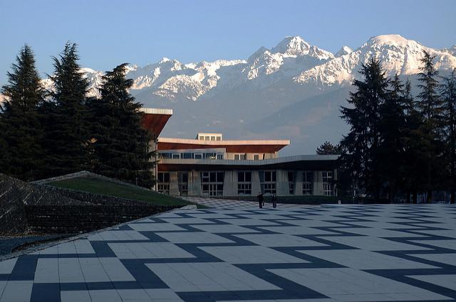 Bibliothèque des Sciences UGA