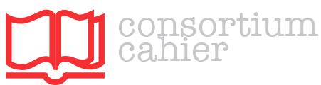 Logo CAHIER (Corpus d'auteurs pour les humanités : informatisation, édition, recherche)