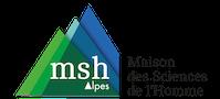 Logo Maison des Sciences de l'Homme Alpes
